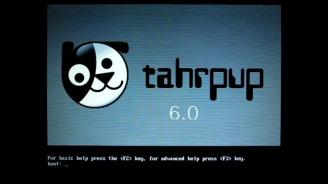 Puppy Linux 6.0 Tahrpup